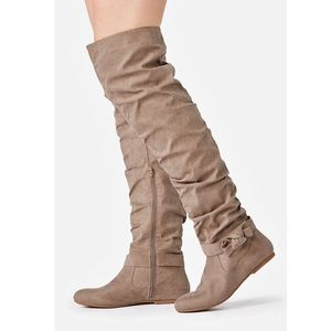 Just Fab Zumba Slouchy Boot